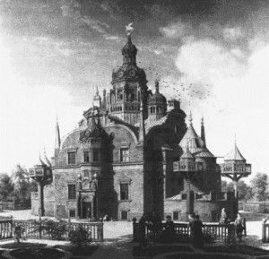Uraniborg Castle